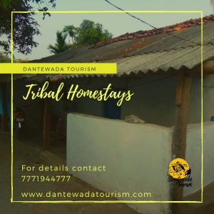 Homestay at Bastar